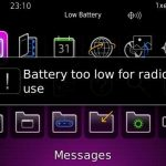 Blackberry Battery Power Last Longer