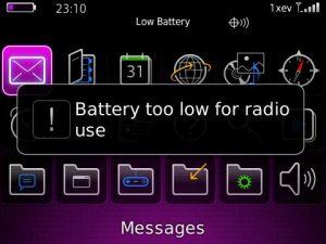 Blackberry Battery Power Last Longer