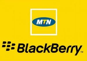 MTN Blackberry Data Plans and Subscription Codes