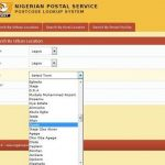 Search Nigerian Postal Codes