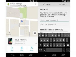 Track & Find Your Lost Android Phone