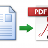 Convert Pictures, Microsoft Word, Excel, Website, To PDF Format