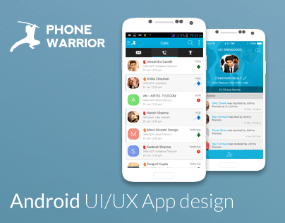 Block Calls & Messages from Specific Numbers With Phone Warrior App