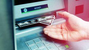 ATM Cash Dispenser Cover