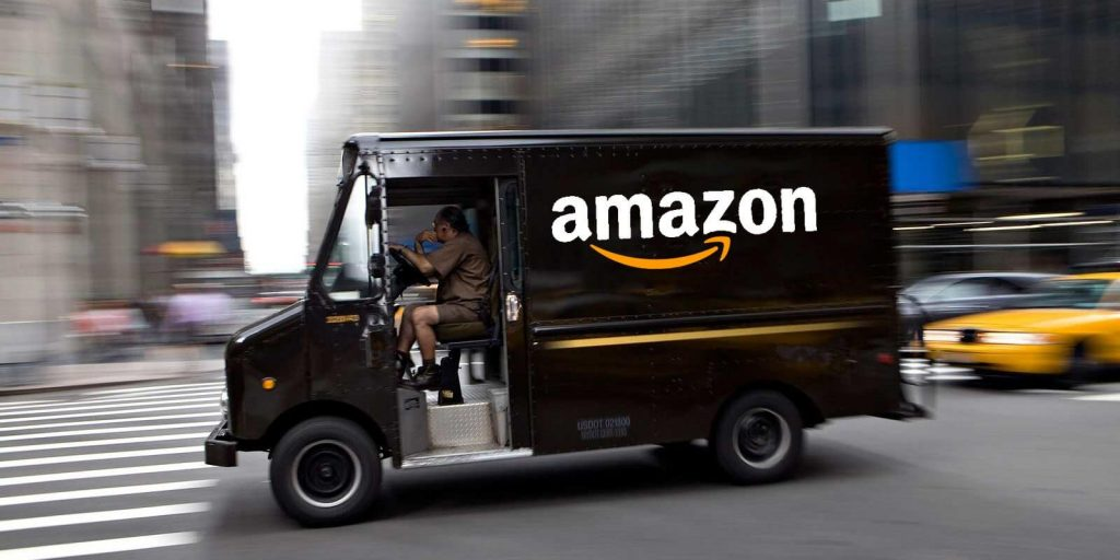 Amazon Shipping to Nigeria