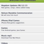 Wapdam : Download MP3 Music, Videos, Movies, Themes