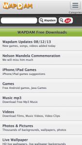 Wapdam : Download MP3 Music, Videos, Movies, Themes
