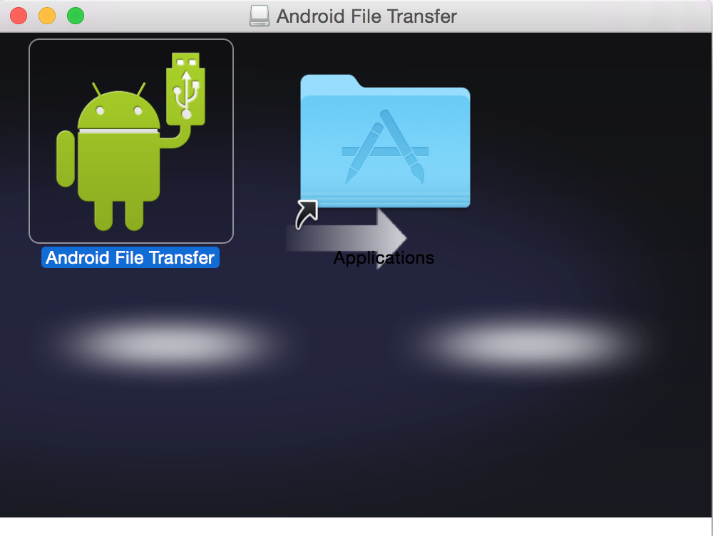 Transfer between Apple Macbook and Android Phone